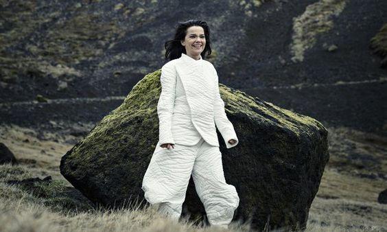 Elogio de la caminata por Björk