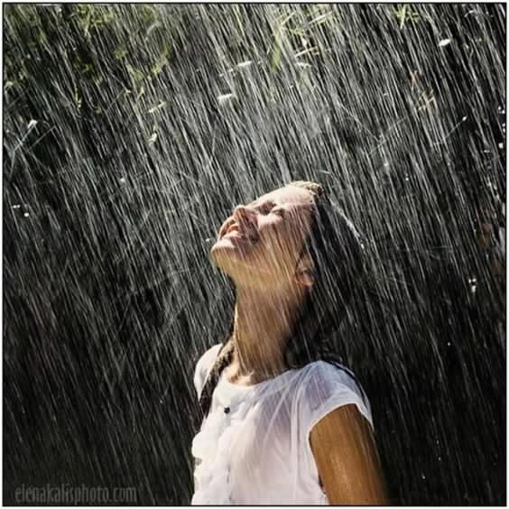 «El regreso de la lluvia» por Cristian Warnken
