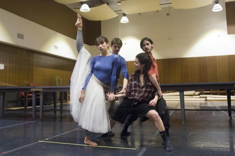 El BANCH y el Ballet de Santiago reunidos en nueva creación de Mathieu Guilhaumon
