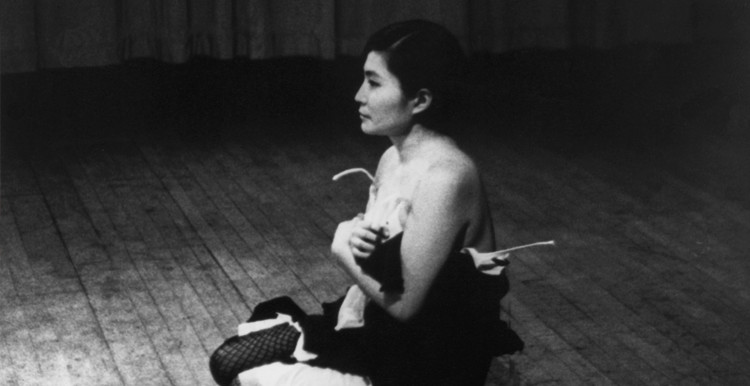 "Yoko Ono ""Dream Come True"""