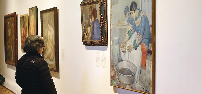 Desacatos. Prácticas artísticas femeninas 1835-1938