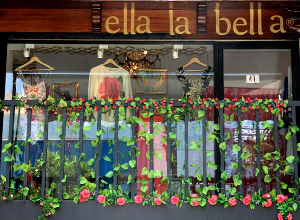 Boutique Vestuario y Calzado ellalabella
