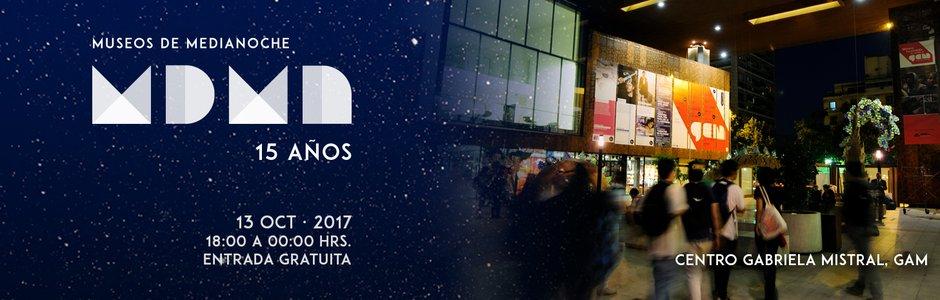 Museos de Medianoche 2017