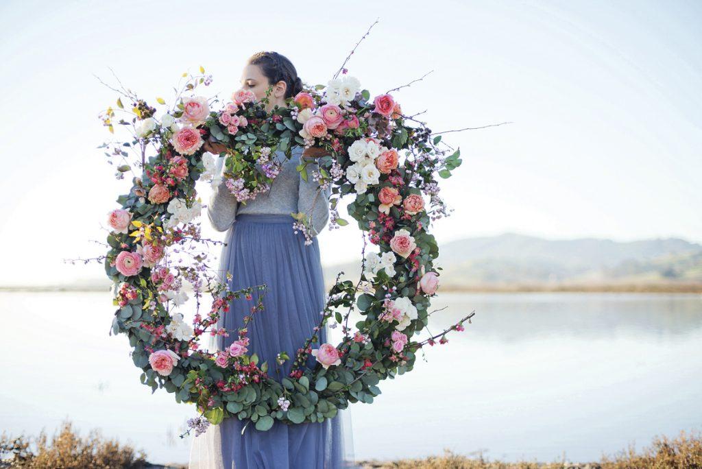 """""""Tulipina"""" trae la magia de sus flores a Chile"""