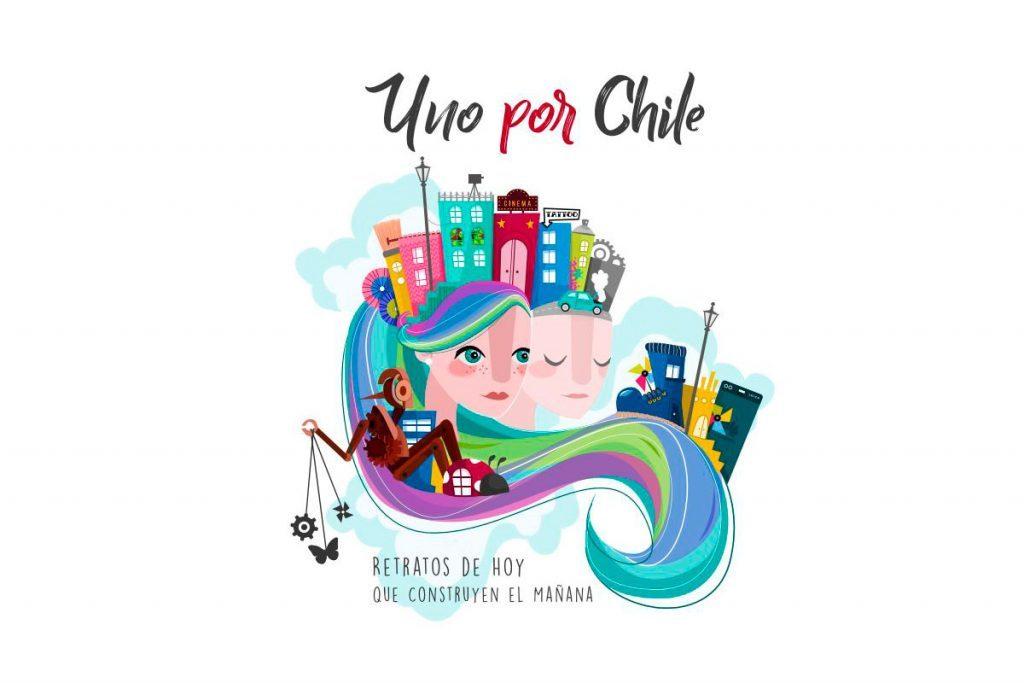 "Libro ""Uno por Chile"""