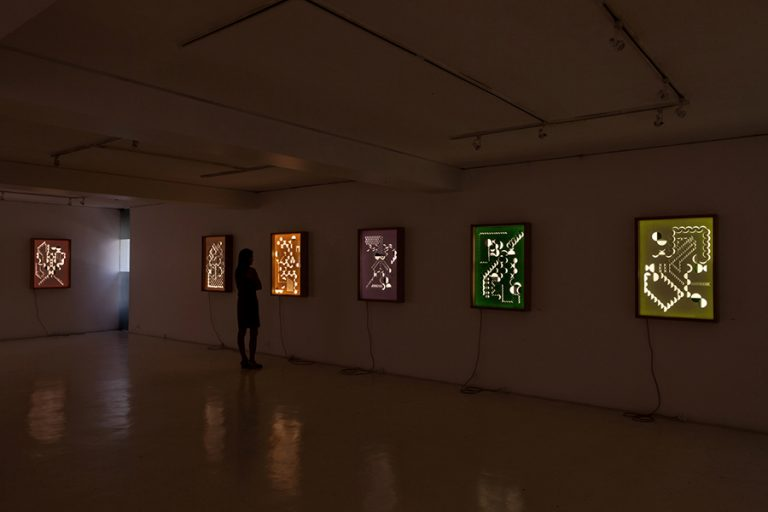 Dibujos de luz