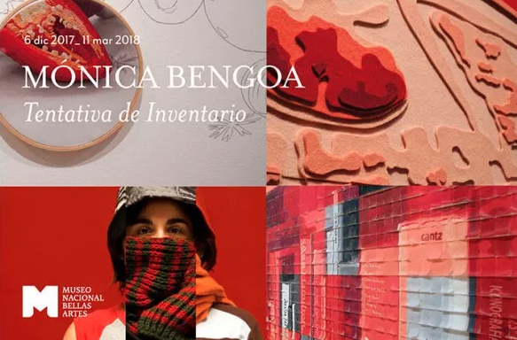 Tentativa de Inventario, Mónica Bengoa