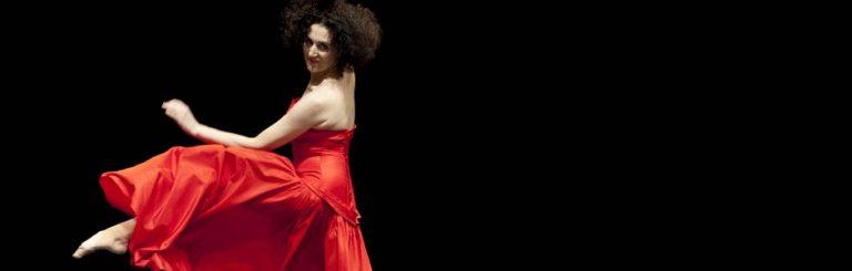 Danza en el GAM en el Festival Teatro a Mil