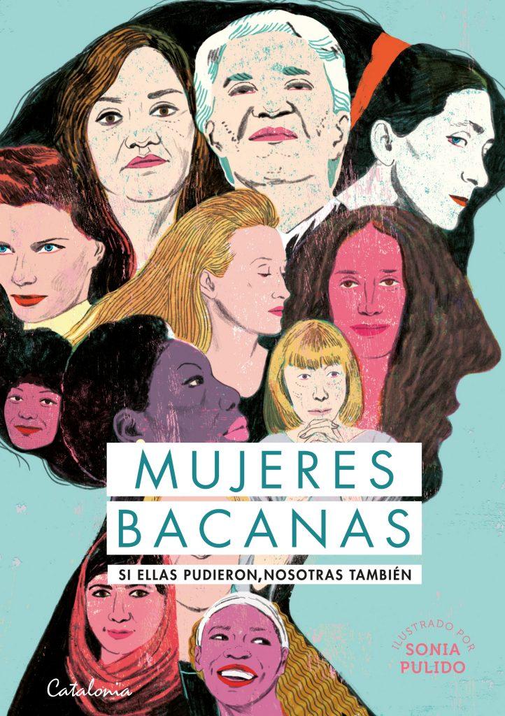 """Libro ilustrado """"Mujeres Bacanas"""""""