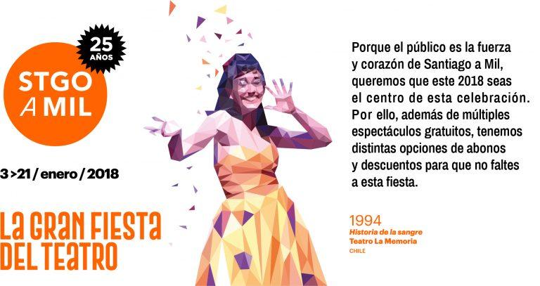 Festival Teatro a Mil 2018