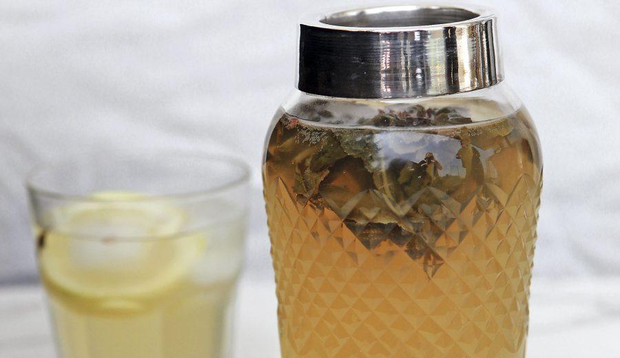 Coctel de jazmín y miel, un trago fresco y original