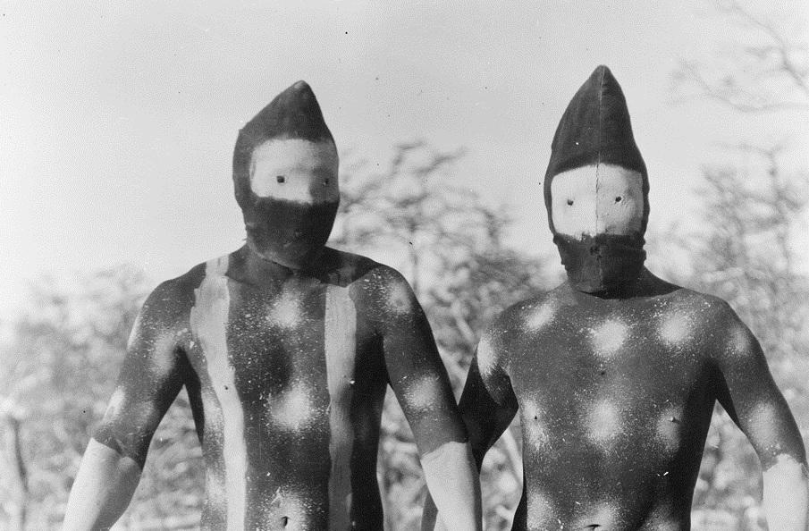 Fotografías del antropólogo Martin Gusinde