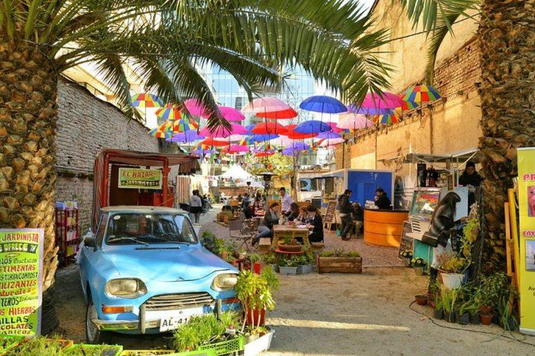 La Plazas de Bolsillo, un lugar de encuentro para los vecinos