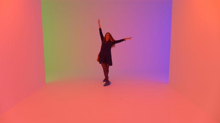 Light Show, unión de arte y luz
