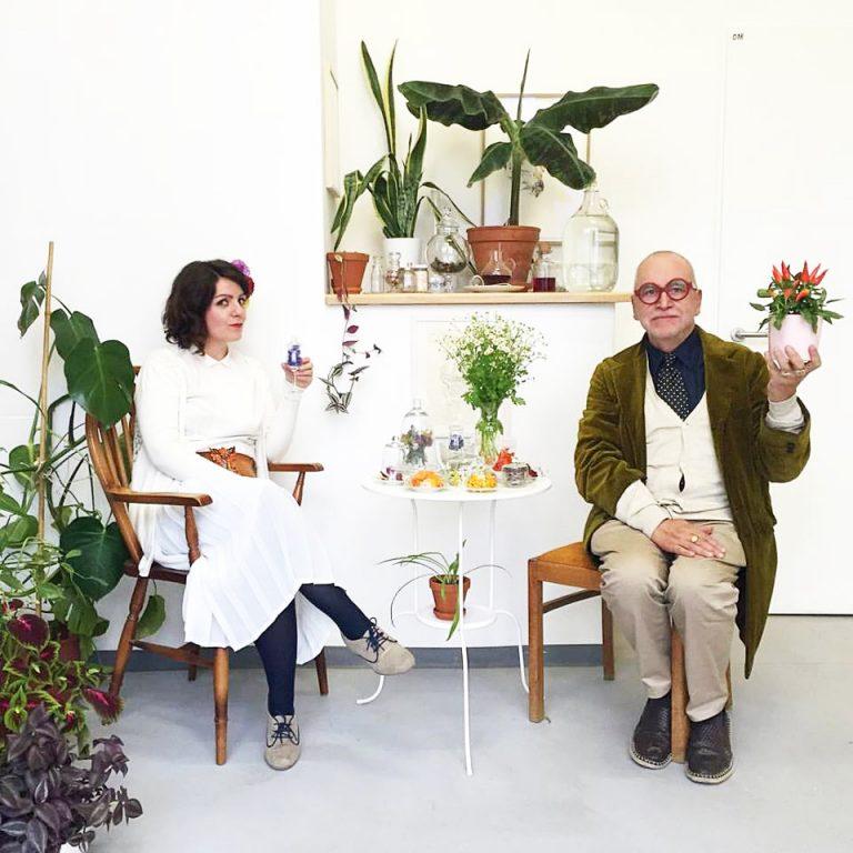 """""""Floristaurant"""" Marisa Benjamim y su cocina floral"""