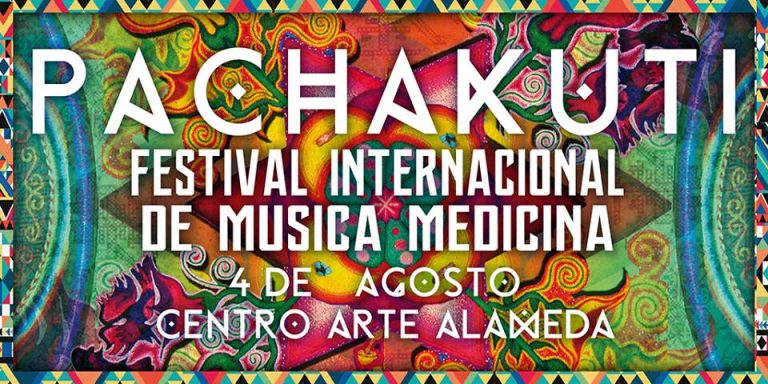 "Festival internacional de música medicina ""Pachakuti»"