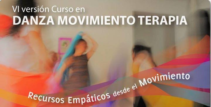 Talleres de Danza movimiento terapia