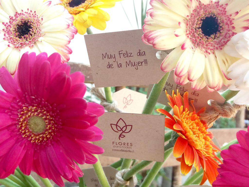 Día de la Mujer, y talleres de mandalas con flores en Pueblito los Dominicos