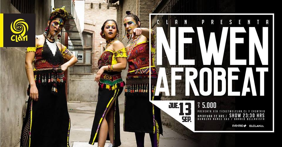 Newen Afrobeat