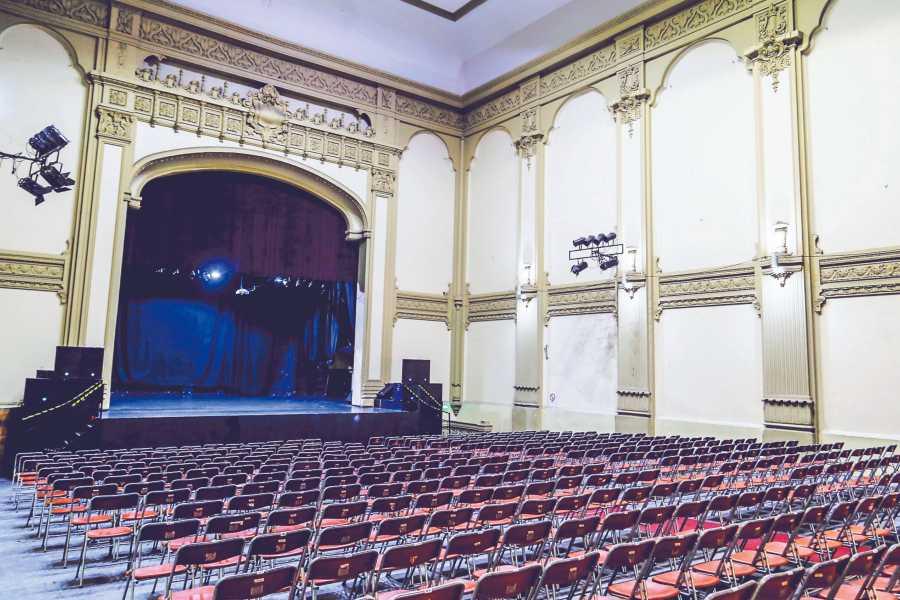 El Teatro Novedades se renueva para volver a la primera línea