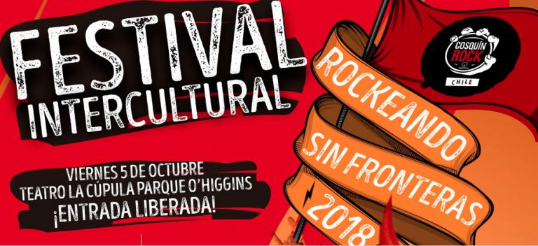 """Festival Intercultural """"Rockeando sin Fronteras"""""""