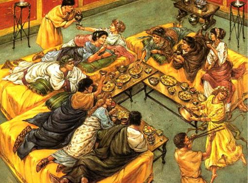 Comer Juntos: De cómo los banquetes nos hicieron humanos