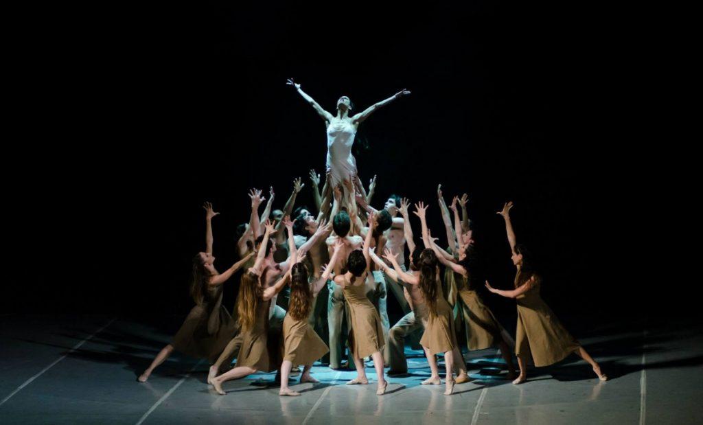 «Danzar por la Paz»