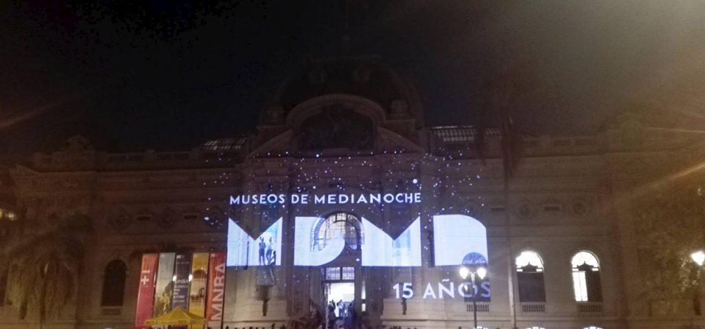 Museos de Media Noche 2018