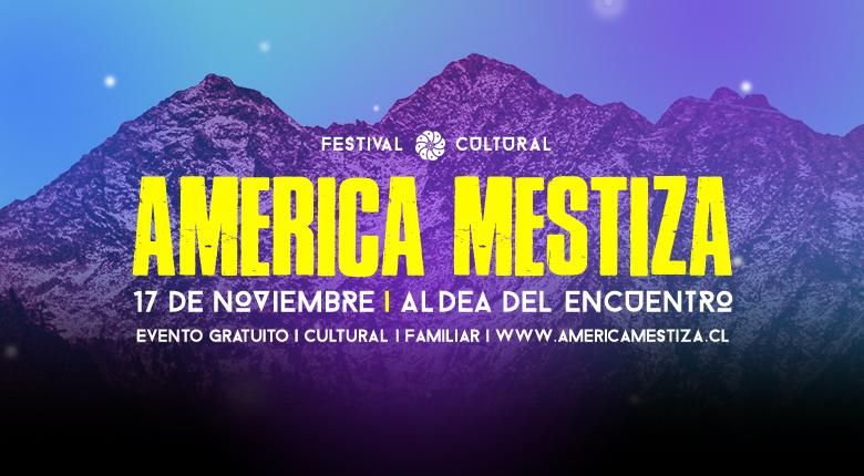 4º Festival Cultural América Mestiza 2018