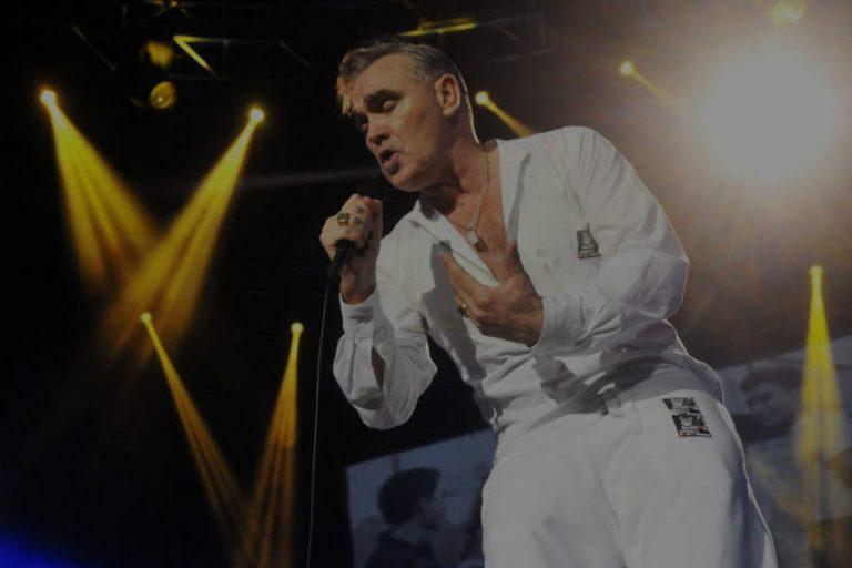 Morrissey regresa a Chile con dos conciertos
