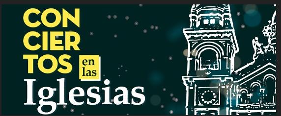 Conciertos en las Iglesias 2019