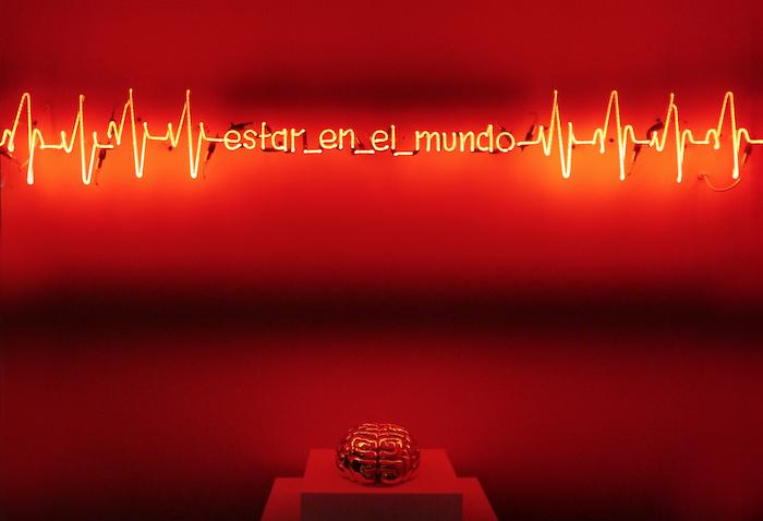 Lights of Chile: la inédita exhibición de arte nacional en París