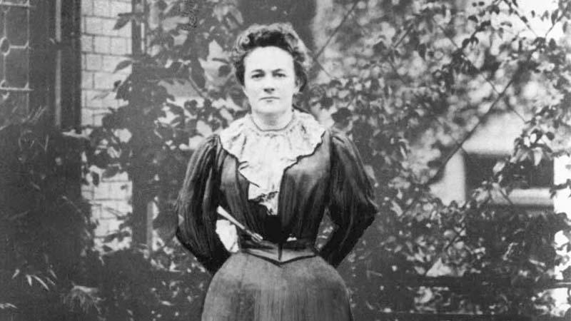 Clara Zetkin, impulsora del Día Internacional de la Mujer