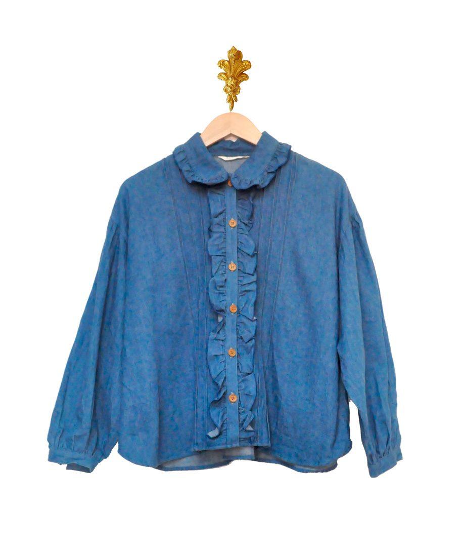 Blusa blue jeans