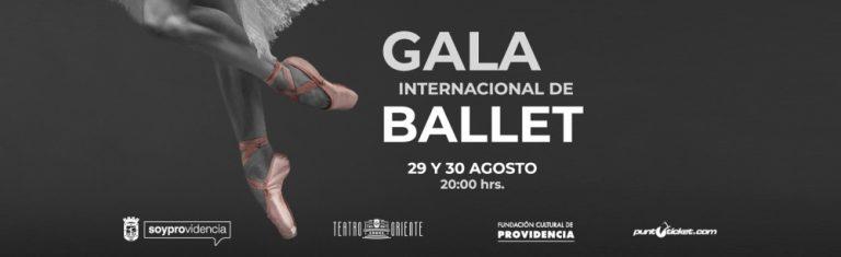 Gala Internacional de Ballet