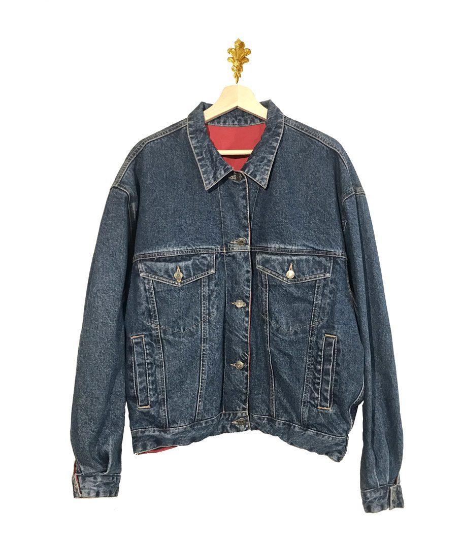 Chaqueta Blue Jeans reversible