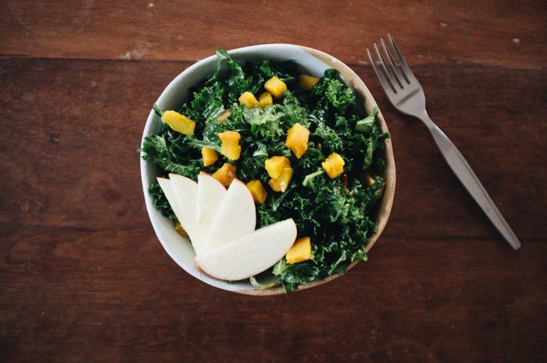Frutas y verduras que contribuyen a la buena salud