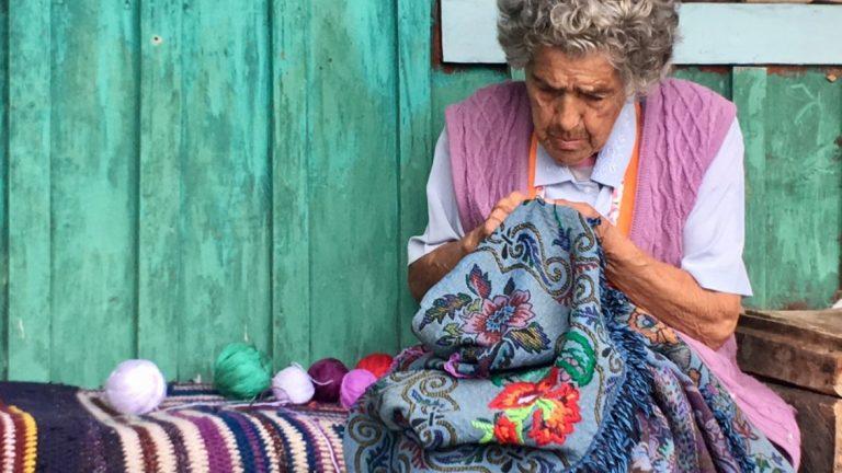 Bordadoras de Baker, mujeres crean arte en la Patagonia