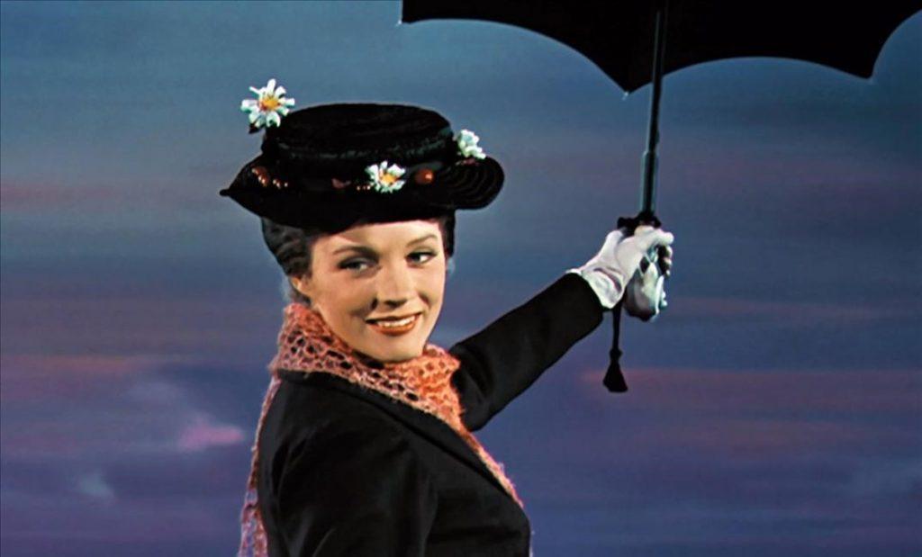 Marry Poppins o la libertad de ser mujer