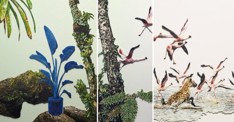 Botánica, exploración de campo