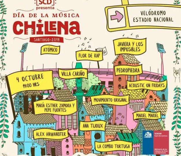 Día de la Música Chilena 2019