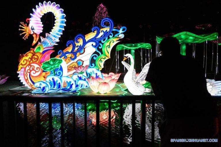 Fesiluz, festival de luces de China