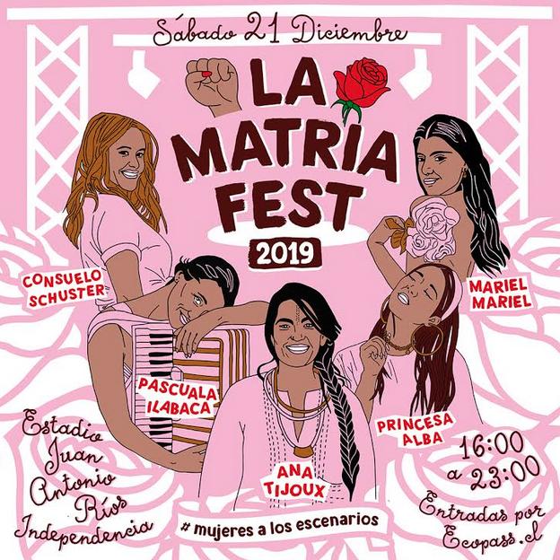 La Matria Fest 2019