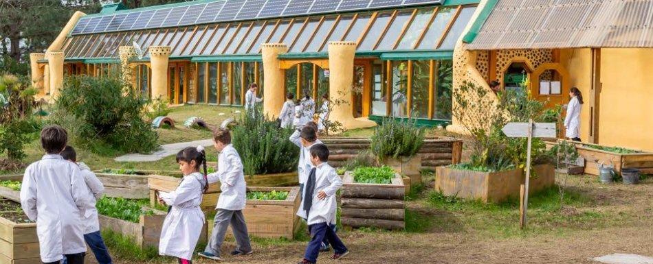 En febrero se construirá el primer colegio sustentable de Chile
