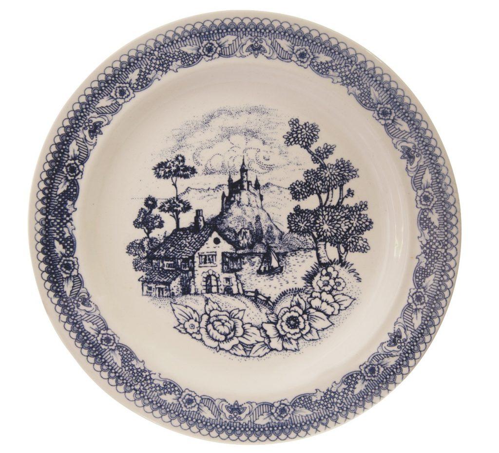 La ceramica Willow de Penco