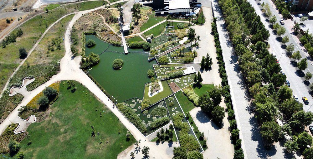 Vitacura tendrá Museo de Arte contemponáreo en el Parque Bicentenario