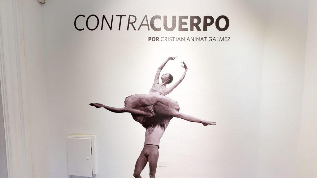 """""""ContraCuerpo"""" fotografía  de danza en  Palacio Schacht"""