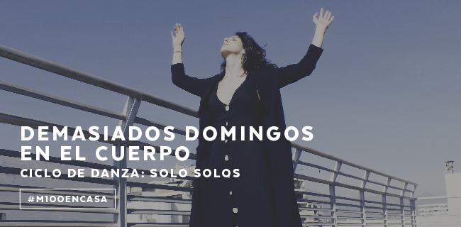 """Ciclo de danza """"Solo solos"""""""