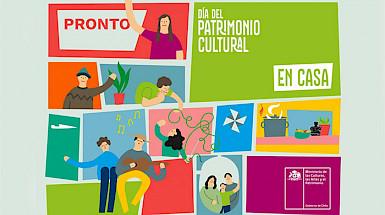 Día del Patrimonio en Chile 2020 desde casa