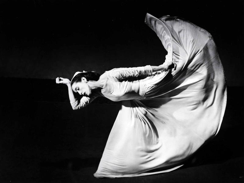 Se libera el patrimonio de la Vida de Martha Graham, La Madre de la Danza Moderna